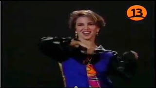 Debbie Gibson - Electric Youth en Chile 1991