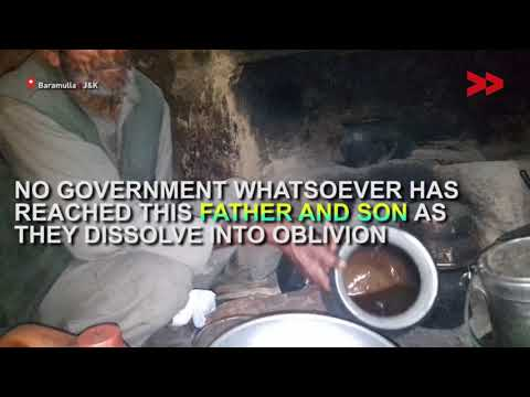 Abject Poverty Compels Father-Son Duo to Live Unhealthy Life | Mir Yaseen Reports