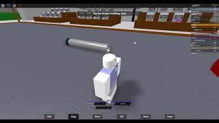 How to make a rocket in Bym Rebuild Roblox.