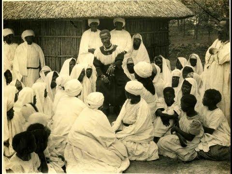 Prophet Isaiah Shembe and AmaNazaretha (Nazarites)