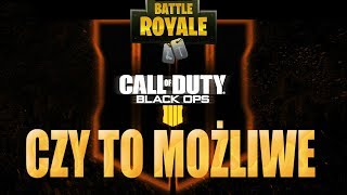 BLACK OPS 4 BATTLE ROYALE - CZY TAKI TRYB MA SZANSĘ ( WW2 GAMEPLAY)
