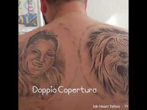Progetto Tattoo Schiena Doppia Copertura Youtube