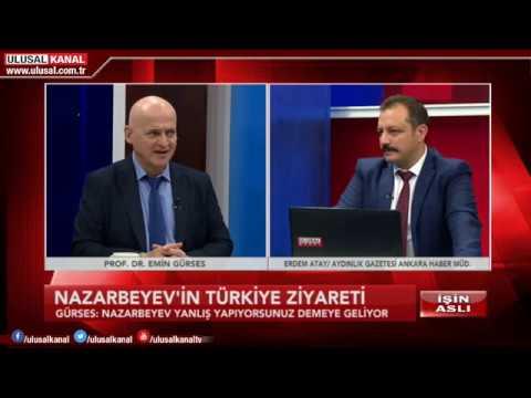 İşin Aslı- 13 Eylül 2018- Prof. Dr. Emin Gürses- Erdem Atay- Ulusal Kanal