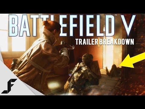Battlefield V Trailer Breakdown