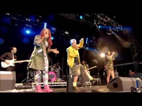 Stooshe  Love Me T in the Park 2012
