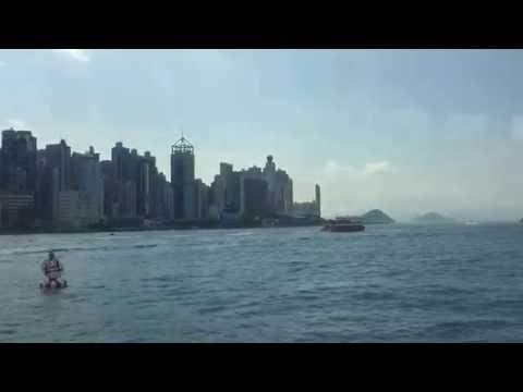 Ferry to Cheung Chau island