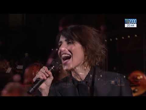 Giorgia in concerto nel duomo di Milano: raccolti fondi per i bambini disabili