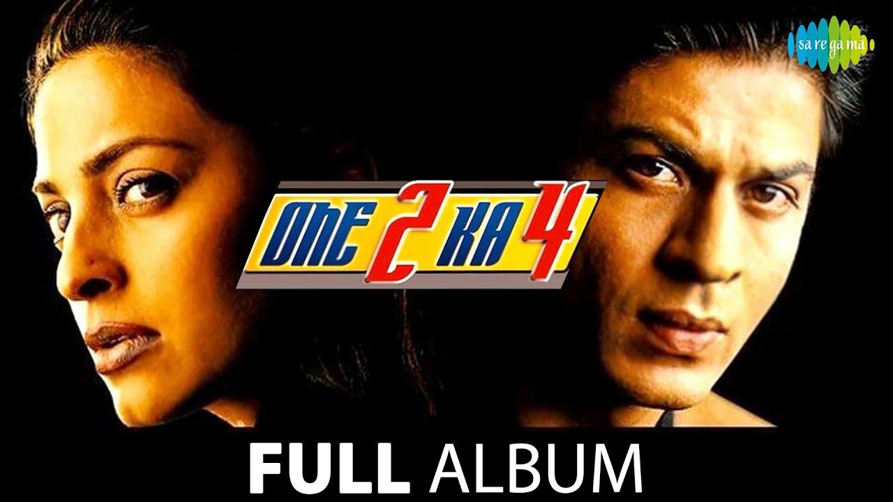Download One 2 Ka 4 | Khamoshiyan Gangunane Lagi | Shah Rukh Khan | Juhi Chawla | Udit Narayan | A.R. Rahman