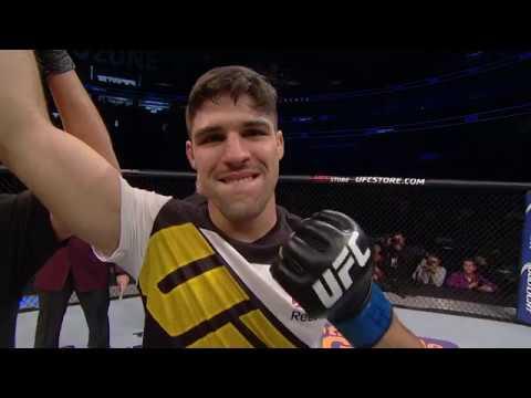 UFC 229: Vicente Luque, peleando en el escenario más grande