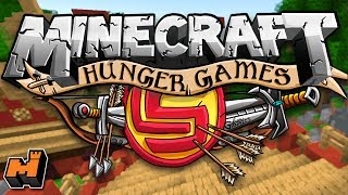 Minecraft: Hunger Games Survival w/ CaptainSparklez - WATCH YOUR BACK!