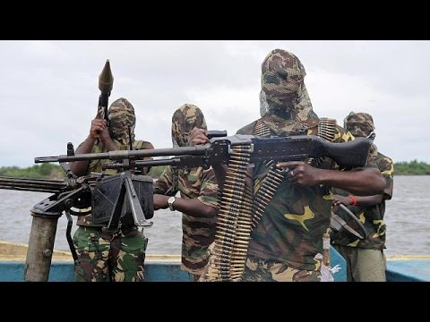 Nigerian militant group Niger Delta Avengers announces ceasefire