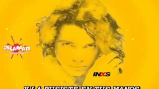 INXS - Suicide Blonde (Subtitulado en español)