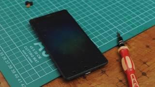 Как починить разбитый телефон своими руками