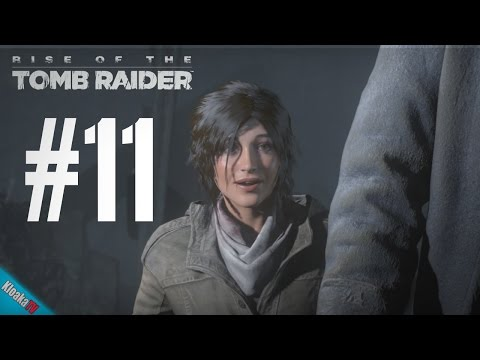 Rise of the Tombraider  - Part 11 - Geothermal Valley [1080p HD - 60FPS]