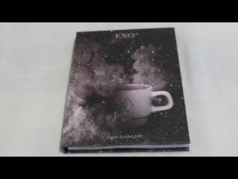 (Unboxing) EXO 2017 Winter Special Album...