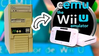 Emulador CEMU 1.7.4 Wii U Para Pc de Bajos Recursos / DESCARGA / Configuracion