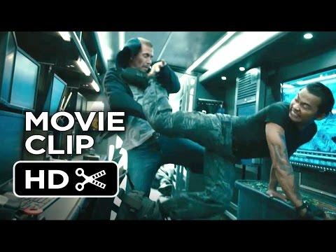 Furious 7 Movie CLIP - Transport Fight (2015) - Vin Diesel, Dwayne Johnson Movie HD