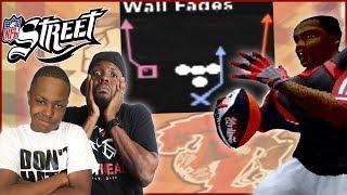 Julio Jones vs Antonio Brown! The GLITCHIEST Play In NFL Street 19!