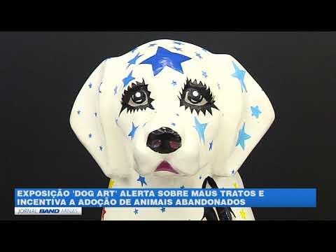 EXPOSIÇÃO DOG ART - 09/03/2018