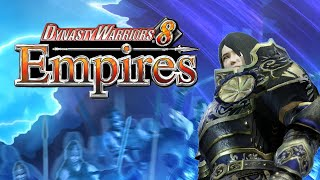 Let's Play Dynasty Warriors 8 Empires Part 1 - The Unknown Warrior
