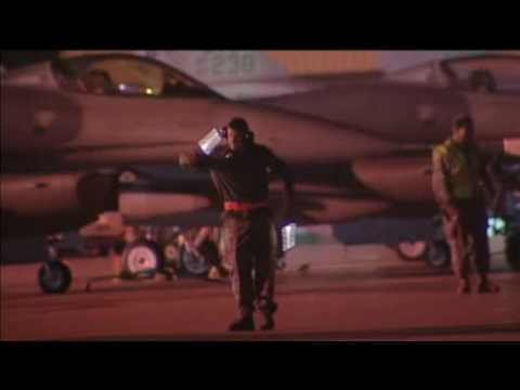 115th Fighter Wing Jets Take Off Early In The Morning