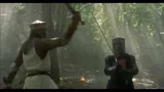 Monty Python : Sacré Graal ! - Le chevalier noir
