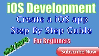 Beginning with  iOS Development tutorial 1
