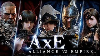 AxE Alliance VS Empire Conflict Turf Wor