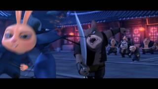 C 3D 1 Tavşan efsanesi CB tarafından animasyon filmi.film için)