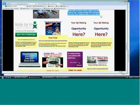 Silver Fox Multiple Streams Income Training Free Auto Poster for MLM Leads