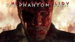 Metal Gear Solid 5: The Phantom Pain - E3 2014 EXTENDED Trailer (English) TRUE-HD QUALITY (MGSV)