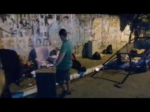 Fusquinha do Bem: Entrega Noturna de Marmita a Moradores de Rua Ermelino Matarazzo