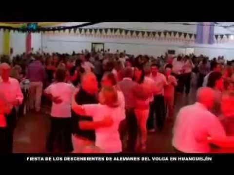 1ra. FIESTA DE LOS ALEMANES DEL VOLGA EN HUANGUELÉN - 21-03-15