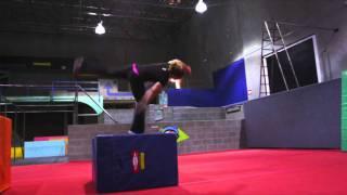 Luci Steel Romberg's 2012 Ninja Warrior Submission