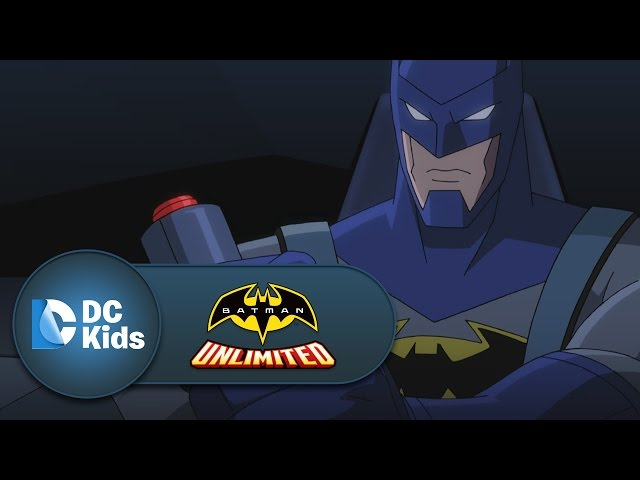Run for the Money | Batman Unlimited | DC Kids