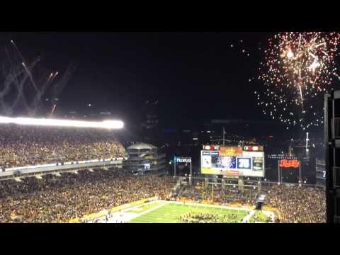 Terrible Towels & Fireworks at Heinz Field to Honor Mean Joe Greene