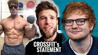 Ed Sheeran SAVES CrossFit's media? (NEWS UPDATE)