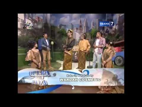 OVJ Opera van Java 25 Juni 2013 Biografi D'Masiv part1