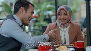 Download Video Hanum & Rangga Malaysia Official Trailer : Releasing 28 Feb 2019 MP3 3GP MP4