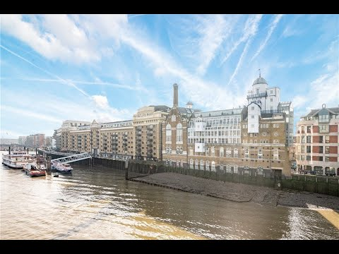 £3.5m Luxury Apartment on London Waterfront.
