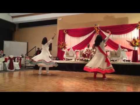 Dum Dum Mast Hai / Nagada Sang Dhol Wedding Dance