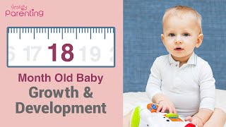18 Months Old Baby's Growth and Development (Plus Activities & Care Tips)