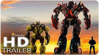 BUMBLEBEE _ Optimus Prime Reveal Trailer (2018) Transformers 6 Blockbuster Action Movie HD