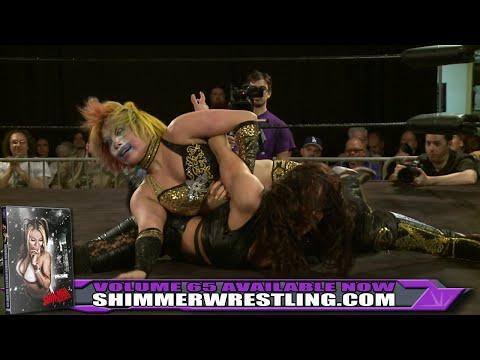 SHIMMER 65 DVD Trailer - Women's Wrestling