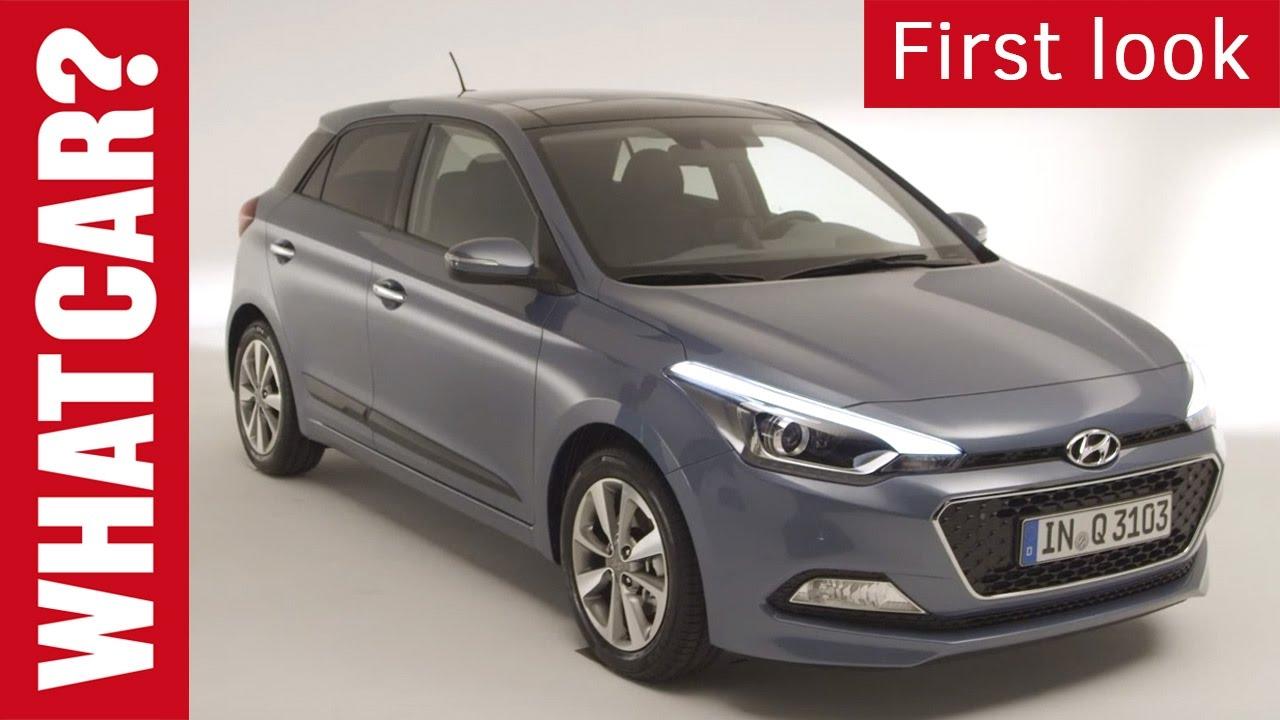 Hyundai I20 Key Facts What Car Youtube