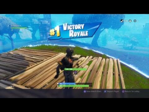 Fortnite !! SOLO WIN (61 SOLO WIN)