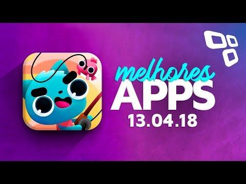Melhores Apps da Semana para Android e iOS (13/04/2018) - TecMundo