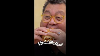 Word of Mouth #Shorts: Gourmet Burgers for Fast Food Lovers with Kunal Vijayakar