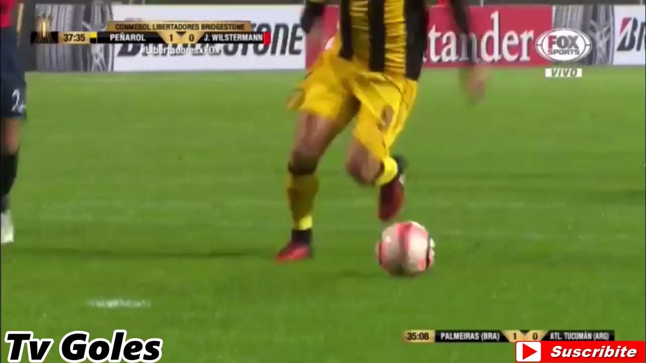 CA Penarol 2-0 Jorge Wilstermann