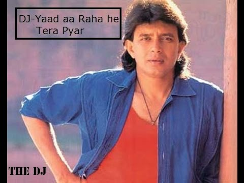 DJ-Yaad Aa Raha Hai Tera Pyar - Mithun Chakraborty(Disco Dancer)